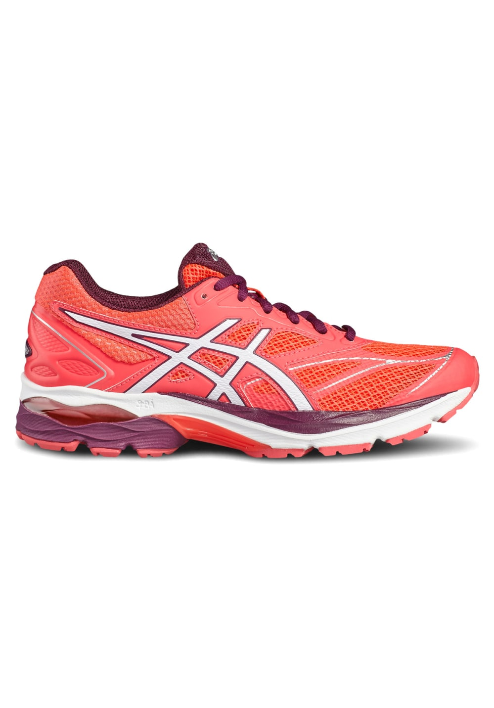 ASICS GEL Pulse 8 Chaussures running pour Femme Rouge