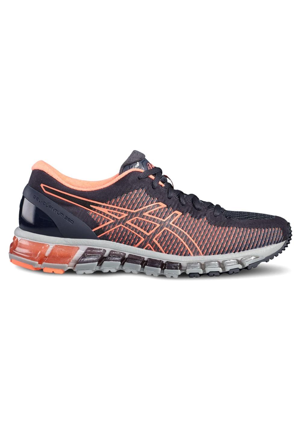 ASICS GEL Quantum 360 Cm Zapatillas de running para Mujer Gris