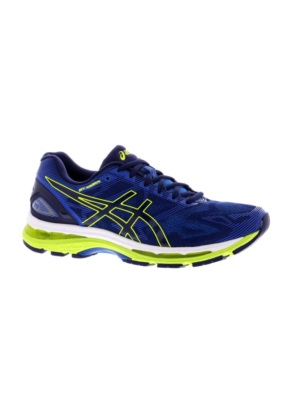 buy online 0dd2f 9092e ASICS GEL-Nimbus 19 - Running shoes for Men - Blue