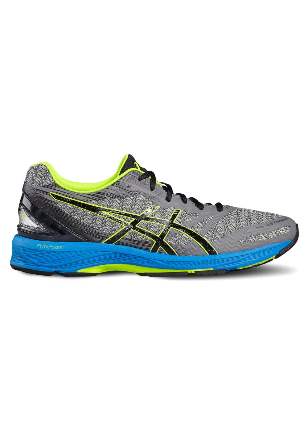 buy popular 9d740 d9f10 ASICS GEL-DS Trainer 22 - Running shoes for Men - Grey