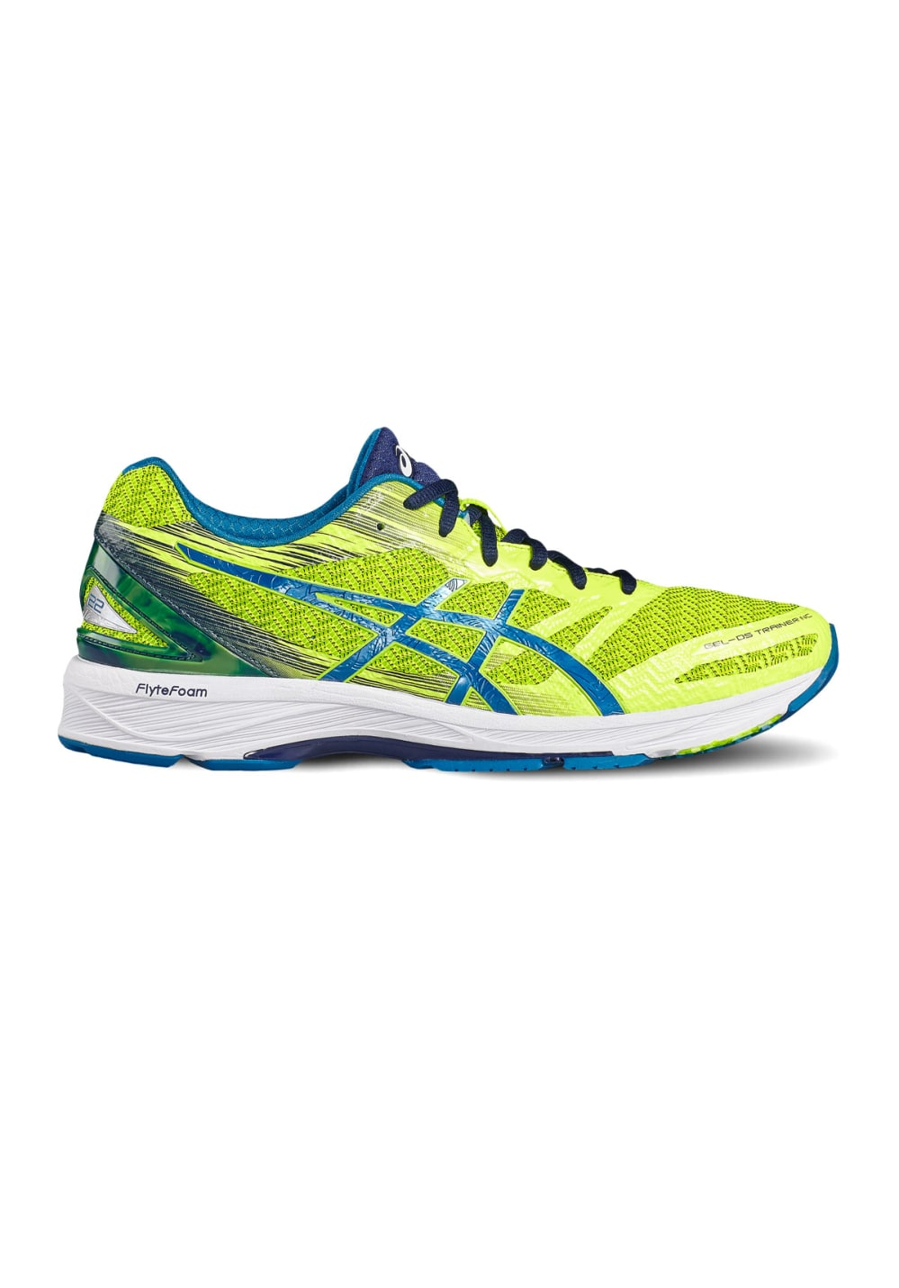 new arrival 71bad 910d6 ASICS GEL-DS Trainer 22 Neutral - Running shoes for Men - Grey
