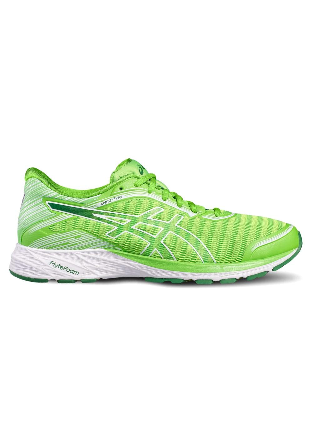 size 40 42577 213ce ASICS DynaFlyte - Running shoes for Men - Green