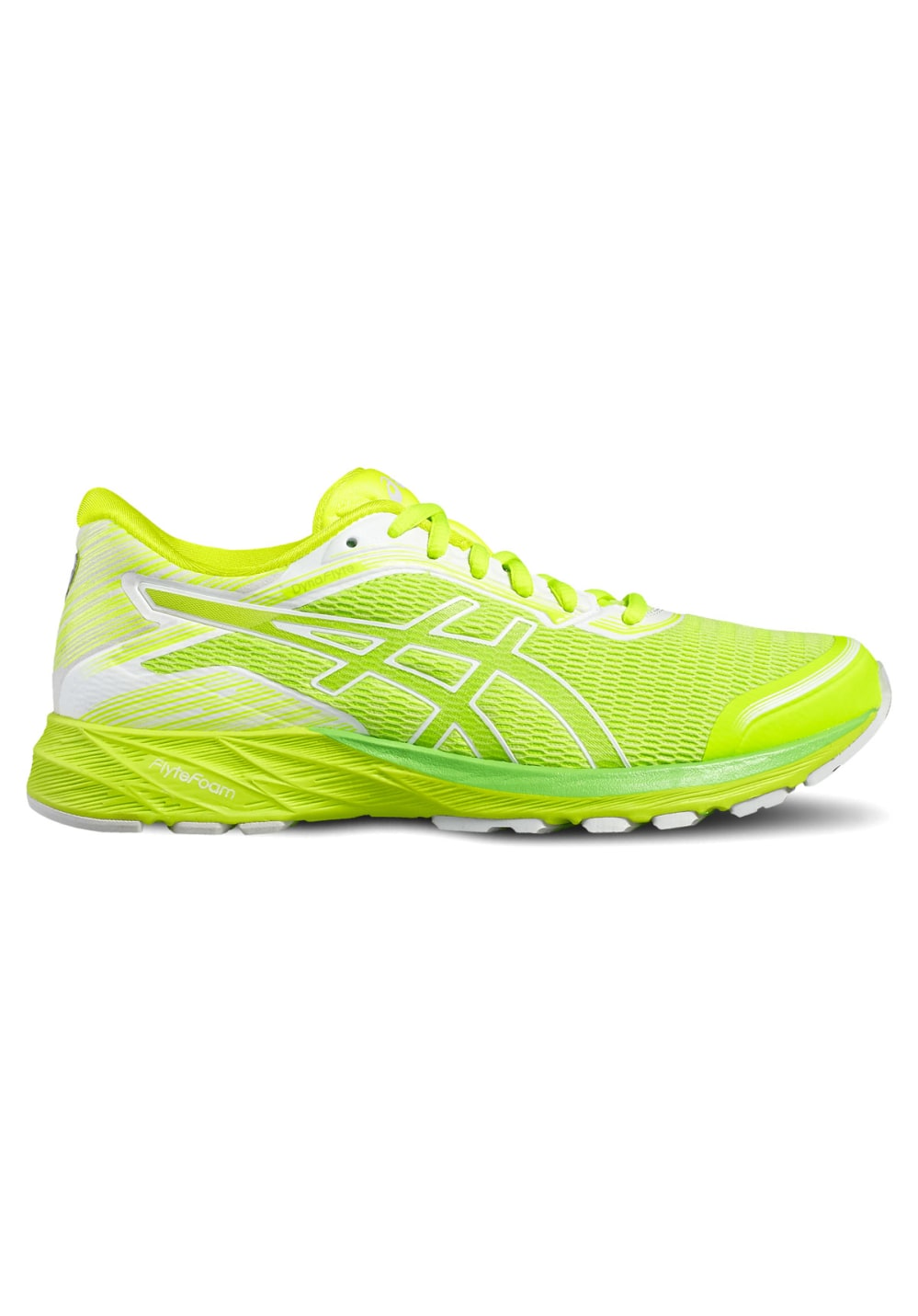 best service b8e7b 973f3 ASICS DynaFlyte - Running shoes for Women - Yellow
