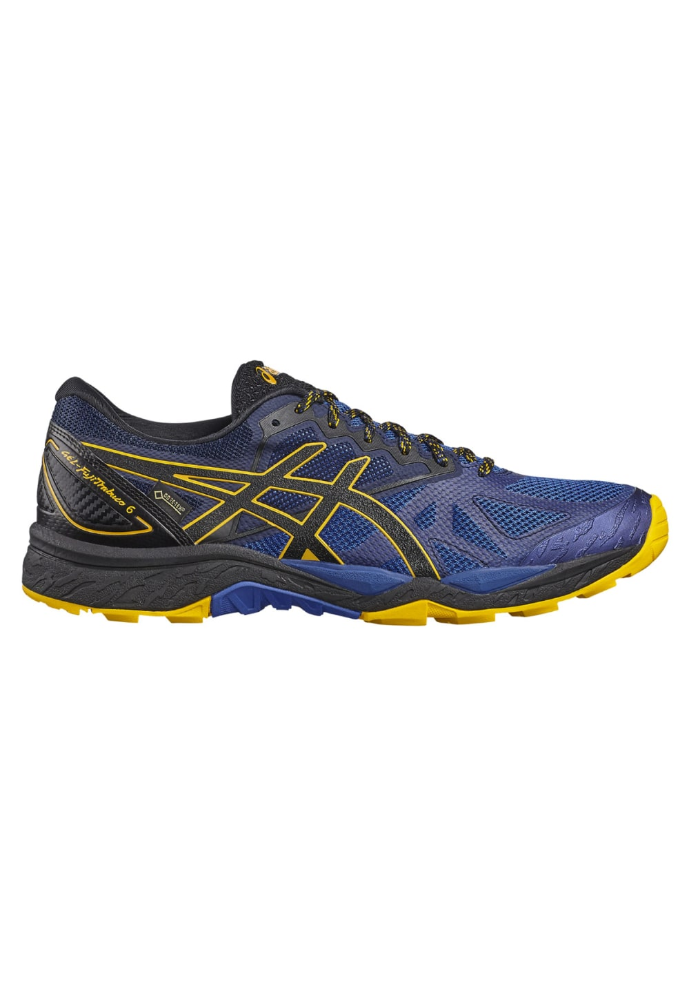 ASICS GEL Fujitrabuco 6 G TX Chaussures running pour Homme Bleu