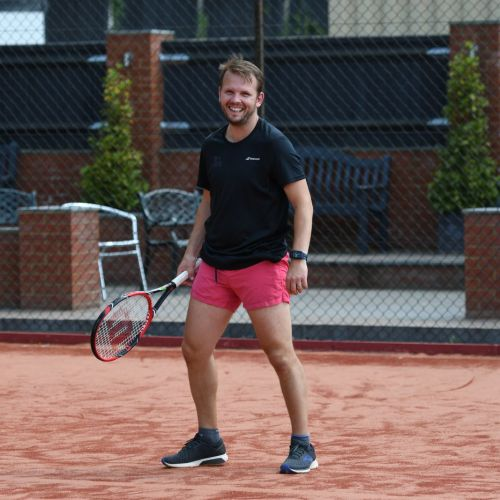 Andy Burgess tennis
