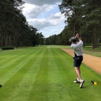 Tom Wright golf