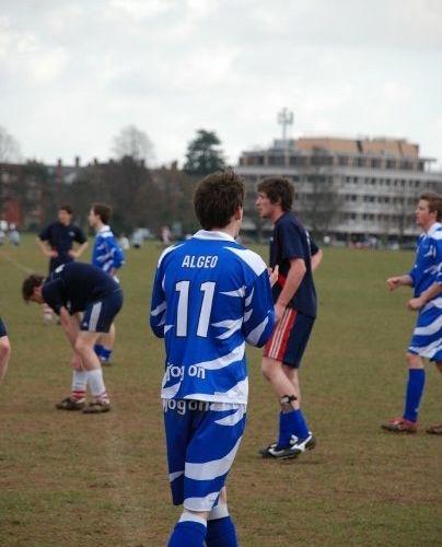Jonny Algeo-sport