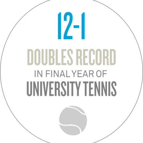 Joe Hicklin doubles tennis