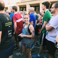 Lara Kotecha running