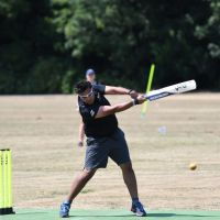 Devesh Mangtani cricket