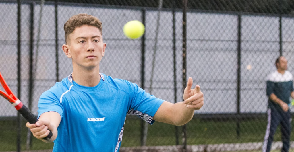 Joe Hicklin tennis