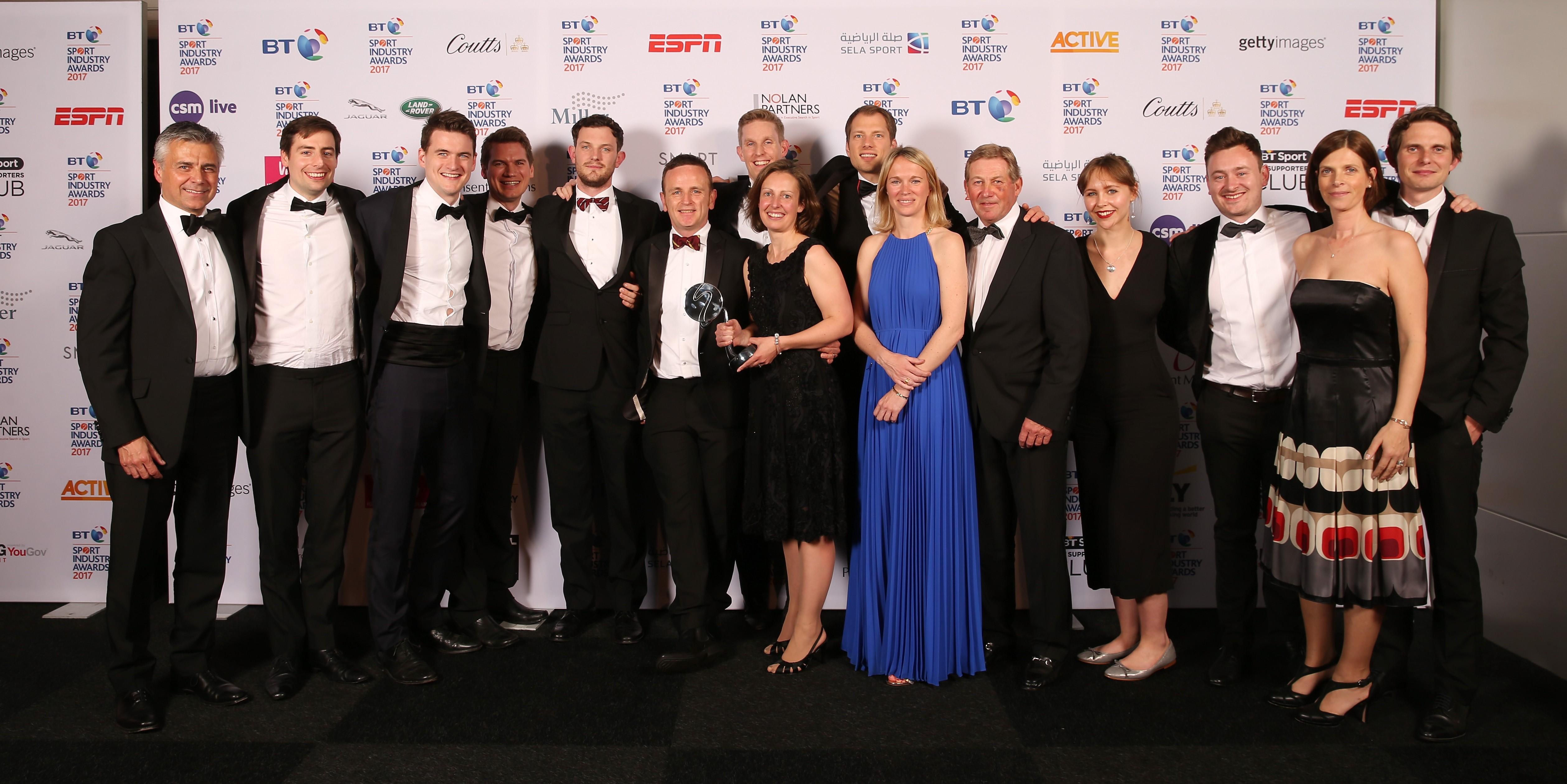 BT Sport Industry Awards 2017