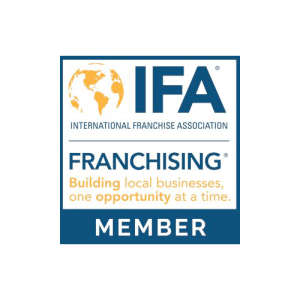 Member of the International Franchise Association | Franchising© Building local businesses, one opportunity at a time.