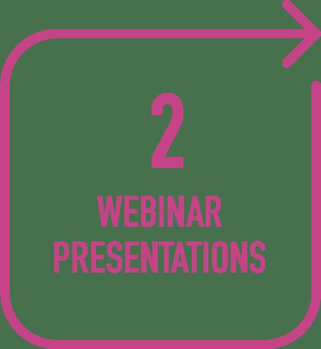 2. Webinar Presentations