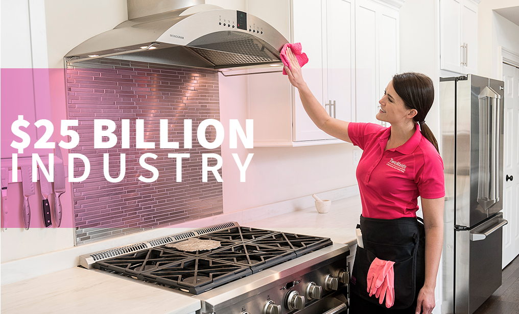 $25 Billion Dollar Industry