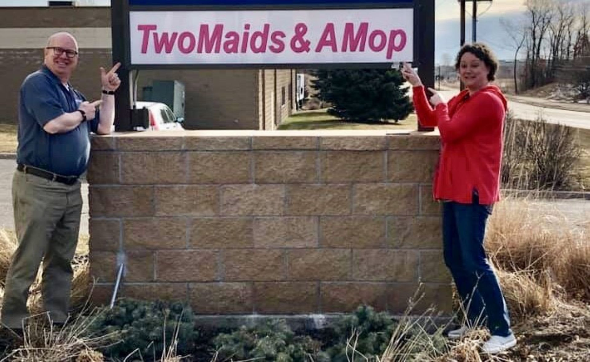 Owner   Two Maids & A Mop Woodbury