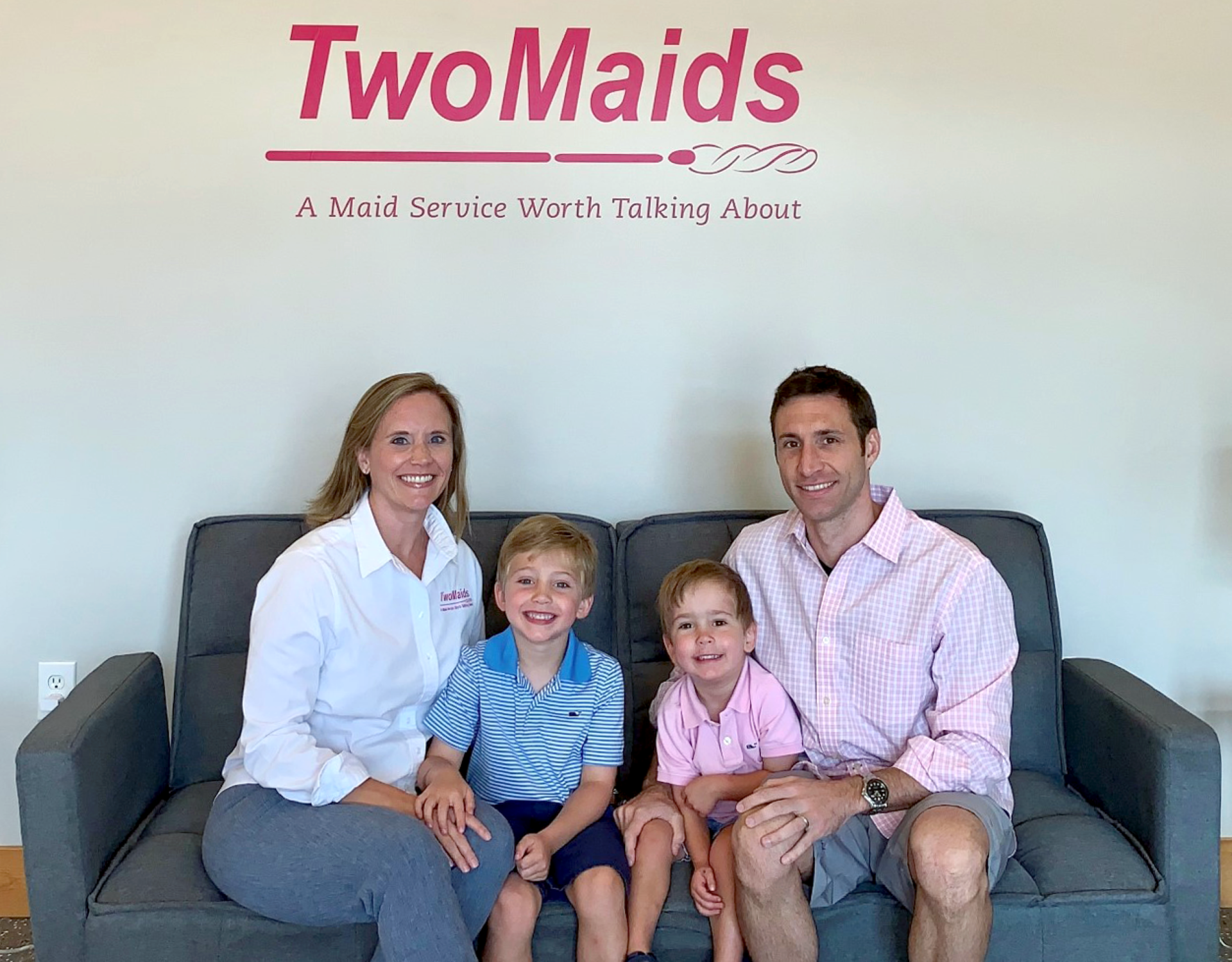 Owner | Two Maids & A Mop Woodstock