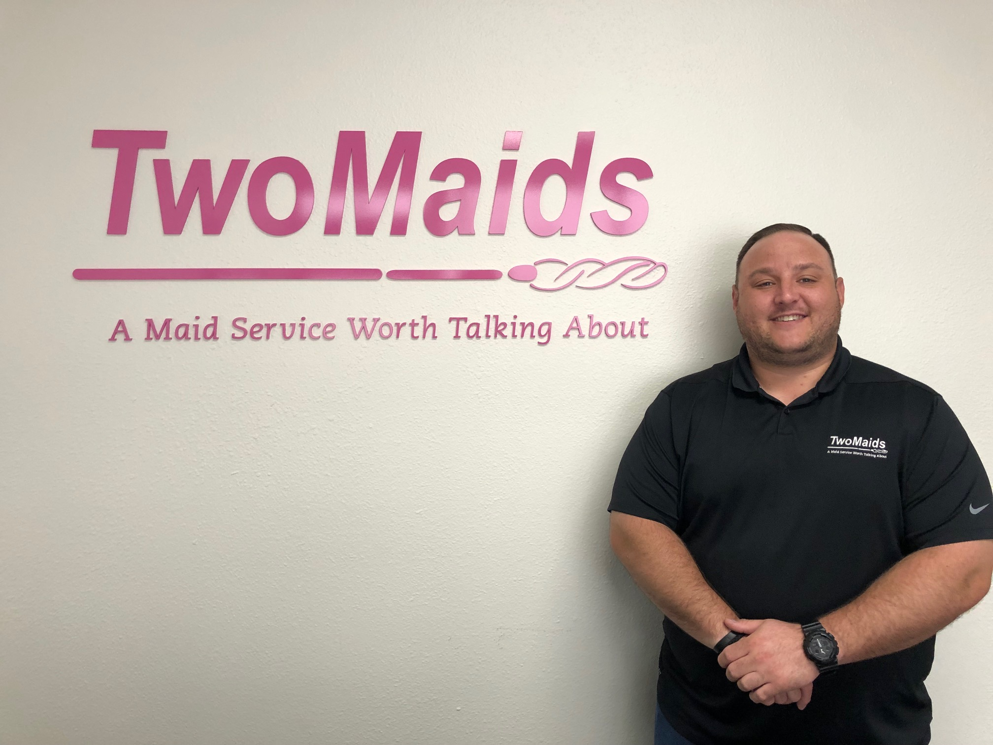 Mike Cuccia | Manager at Two Maids & A Mop Anaheim
