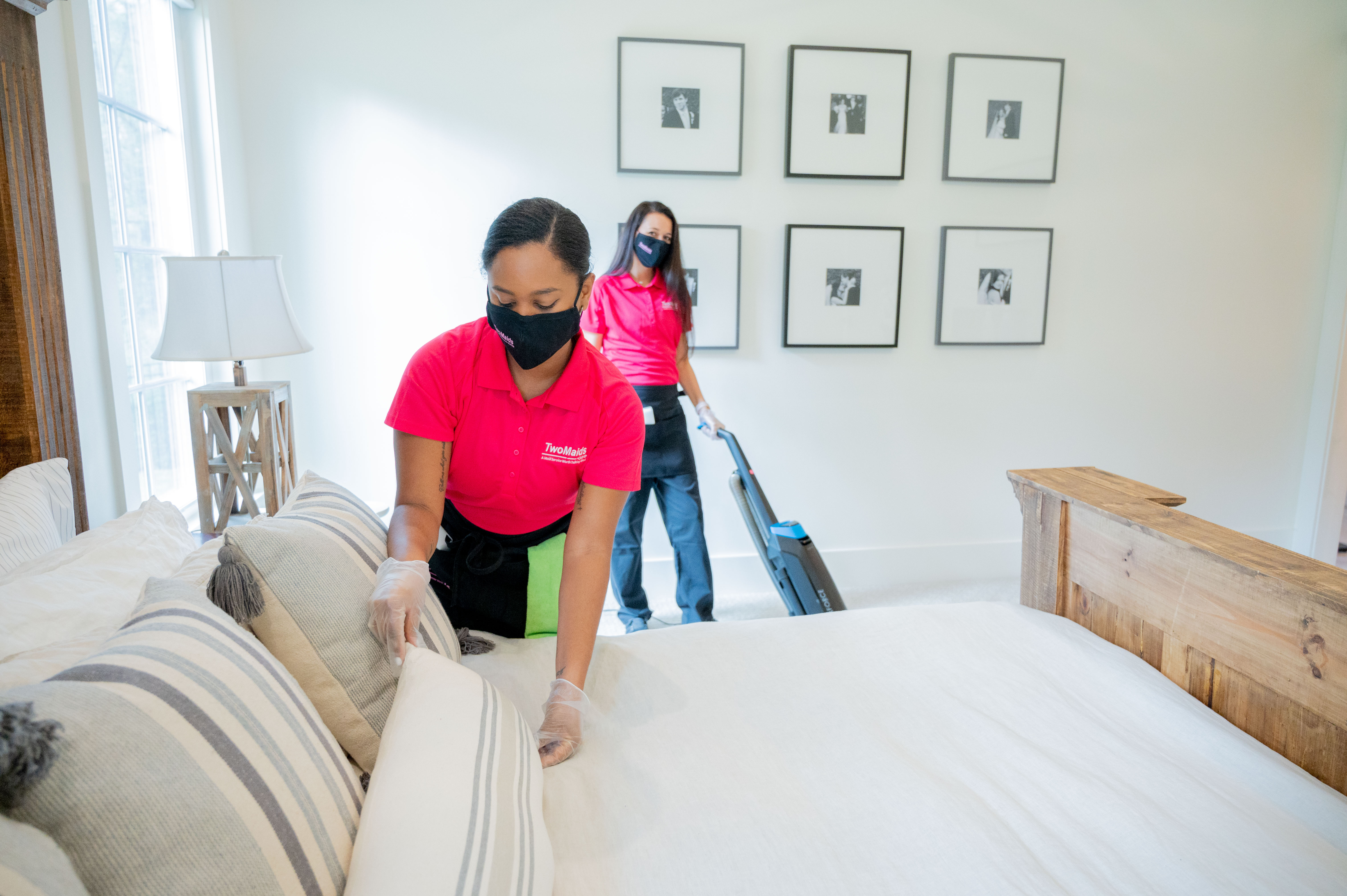 Owner | Two Maids & A Mop Tempe