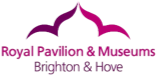 Royal Pavilion and Museums Brighton and Hove logo