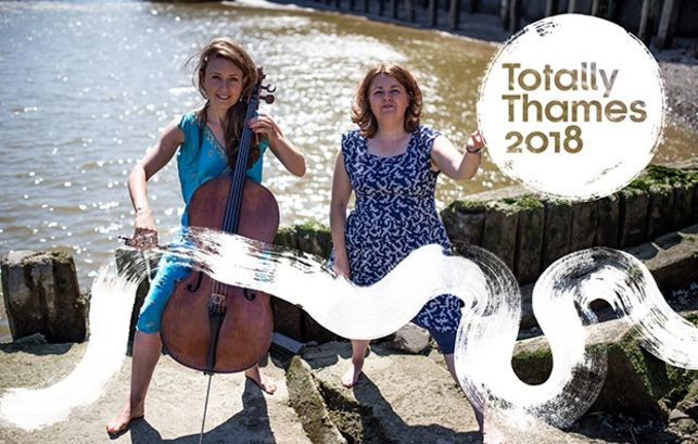 Totally Thames 2018: Mother Danube image