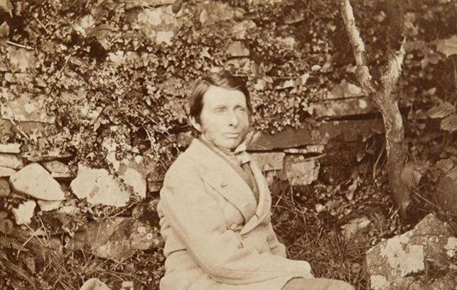 Photograph of John Ruskin