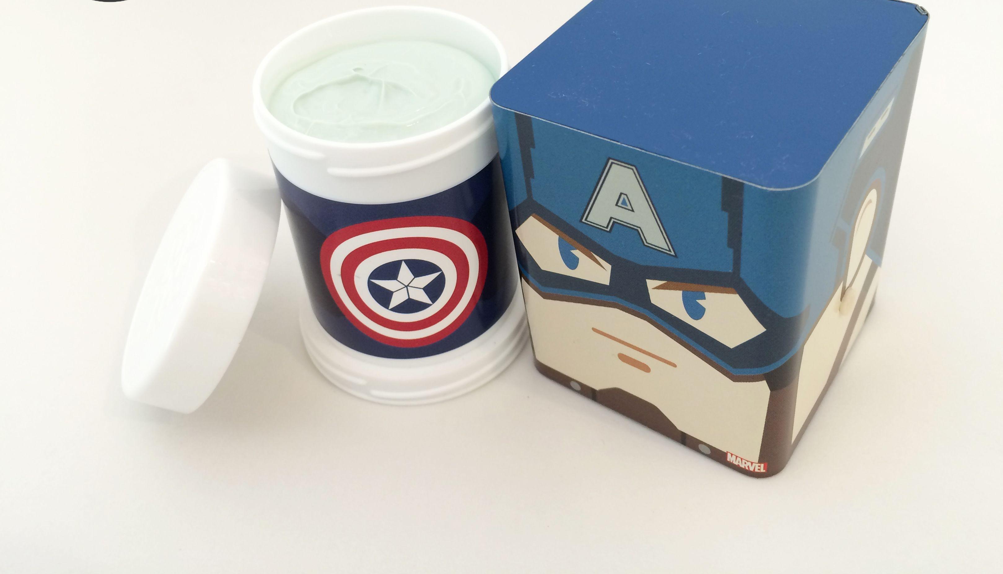 Sáp 2Vee Ultra Wax Captain America Series 2