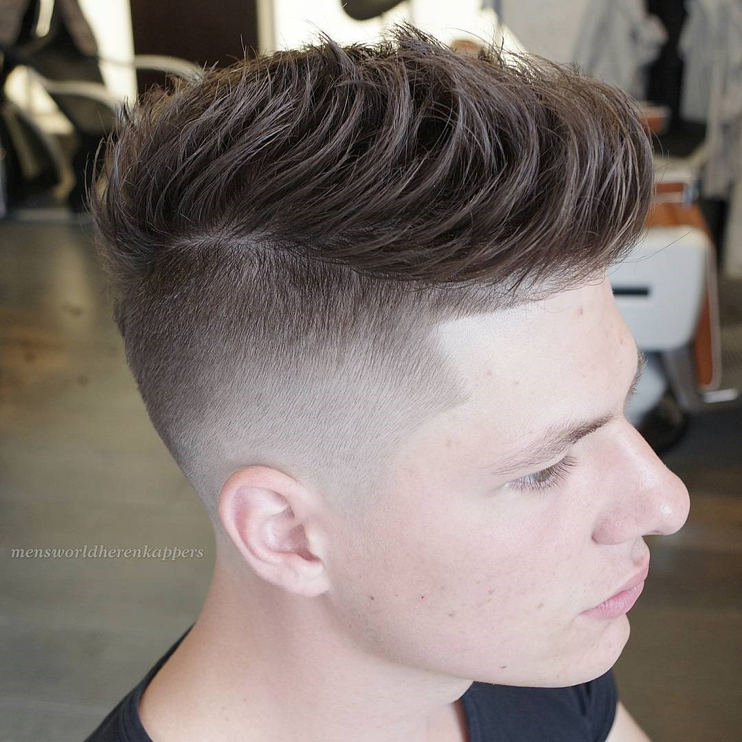 Kiểu tóc Quiff