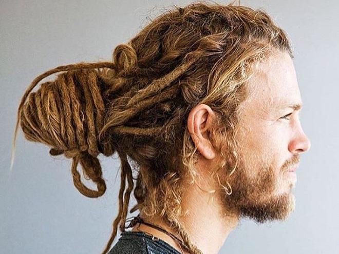 Kiểu tóc búi Dreadlock