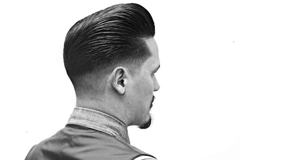 Cách tạo một kiểu tóc Quiff hiện đại