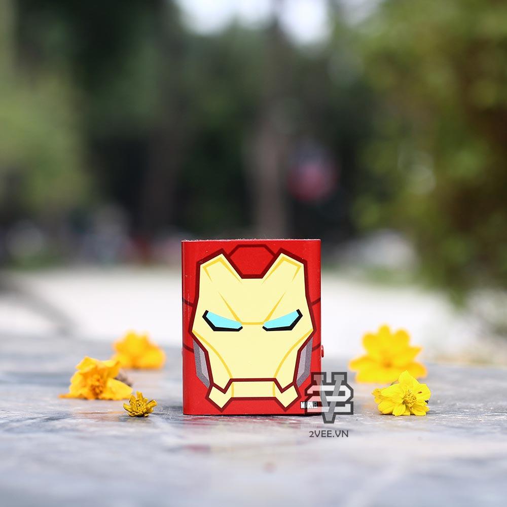Sáp 2Vee Matte Wax Iron Man Series 2