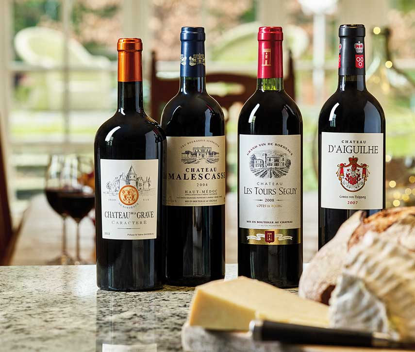 Tim Sykes sources some great wines among Bordeaux's petits châteaux