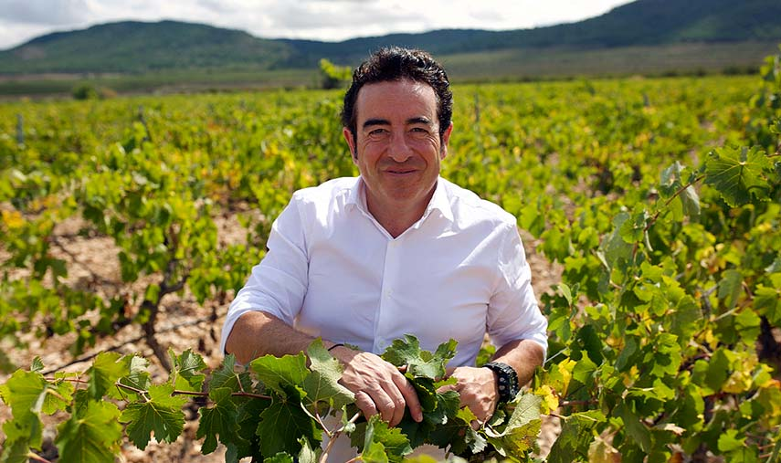Pepe Mendoza: 'There are no bad grape varieties – but there are bad farmers!'