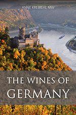 The Wines of Germany by Anne Krebiehl MW