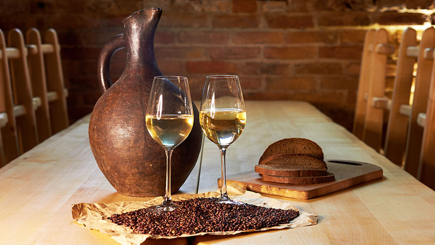 We've been making wine for 8,000 years and the cost to the environment would not be so great if we were still enjoying it like Odysseus and his men did; sipping locally grown wine made in amphorae and served in jugs