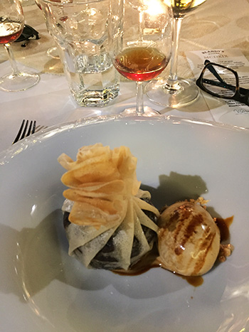 Madeira works fantastically with all sorts of dishes, from Foie Gras to full, creamy fatty cheeses
