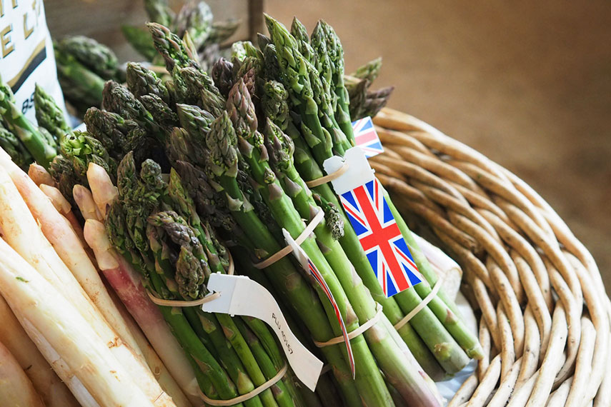 Muscat is the perfect match for asparagus and also goes well with the delicate flavours of dim sum.