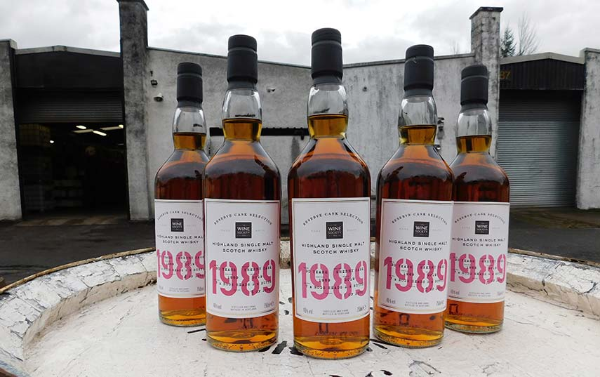 Our first release of these unique limited-edition malts came out in October 2020
