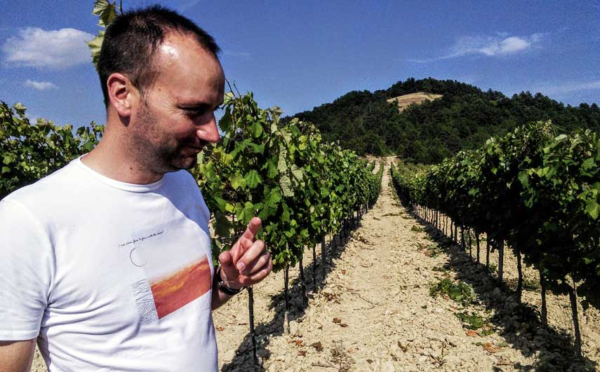 Nikola Benvenuti is one of the leading wine producers in the region of Istria, Croatia