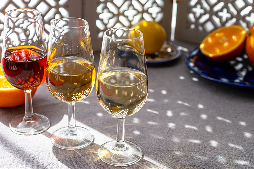 Sherry week: A style for every dish