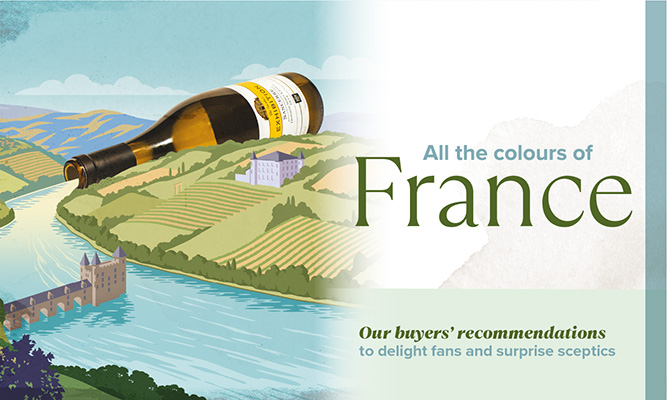 All the Colours of France