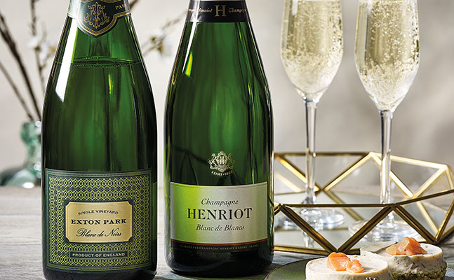 Sparkling Competition: Champagne Vs England