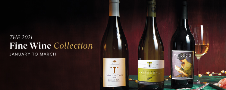 The 2021 Fine Wine Collection