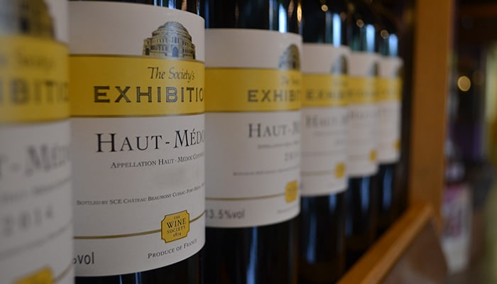 Exhibition Wines