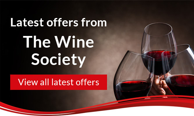 Latest Offers From The Wine Society