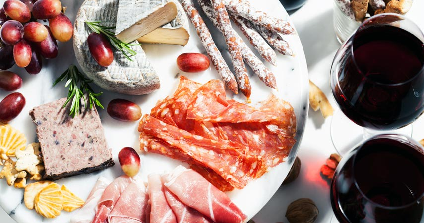 Jura wines are fragrant, delicate and the best can have charm. Best served on the cool side with charcuterie, poultry, even fish.