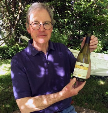 Richard Wyndham, a member from Suffolk, discovered a 14-year-old bottle of Exhibition Morgon at the back of his cellar and was pleasantly surprised by just how good it still was!