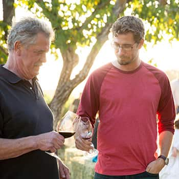 Scot Bilbro and Davis graduate took over as head winemaker 10 years ago