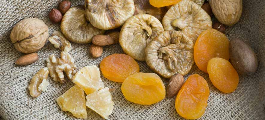 One way of testing if sulphites are a problem is to eat dried apricots, figs or pre-prepared salads