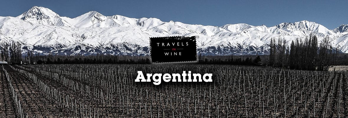 Travels in Wine